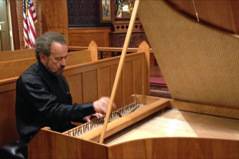 Maestro James Richman